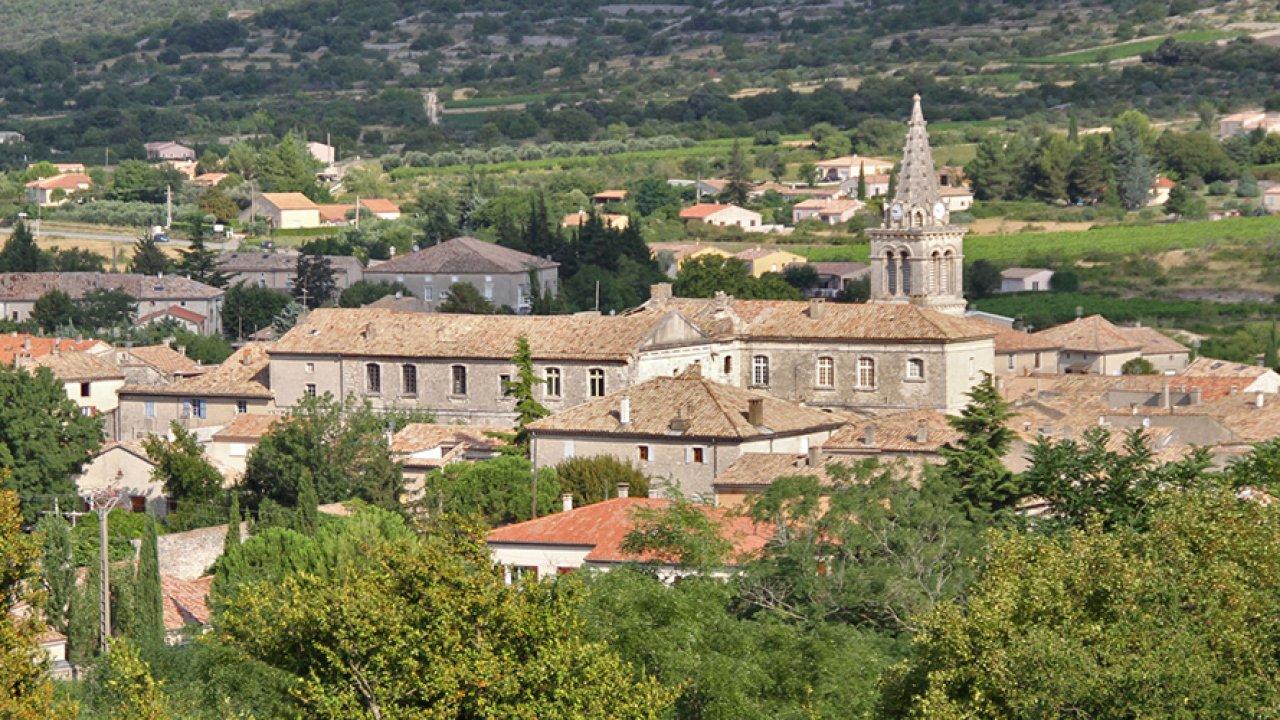 Village de Saint-Remèze