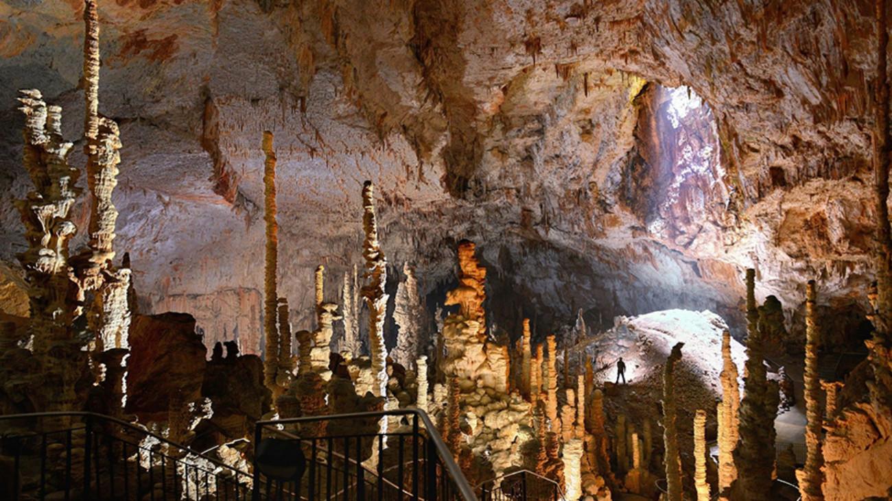 Grottes de l'Aven d'Orgnac