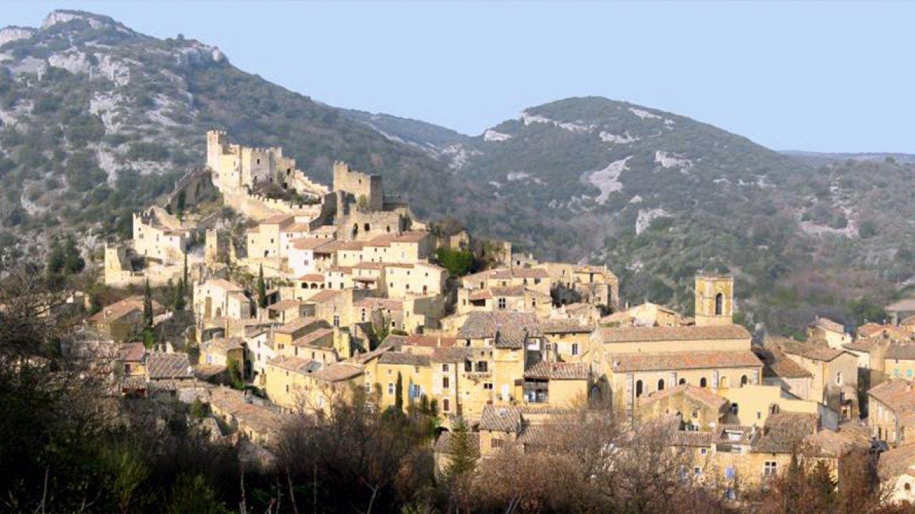 Village de Saint Montan