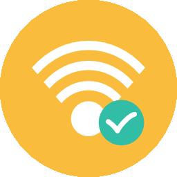 <b>Connexion</b> wifi gratuite au bar